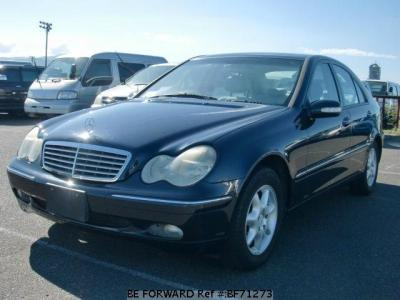 Mercedes Classe C 2000. 2000 mercedes benz c class information and photos zombiedrive. 2000 2007 ...
