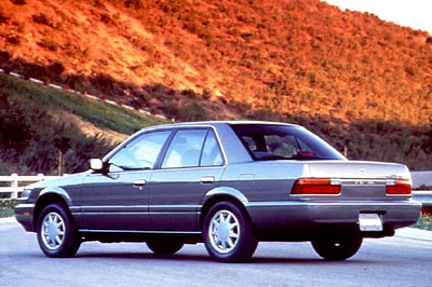 1990 Nissan Stanza Photos, Informations, Articles - BestCarMag