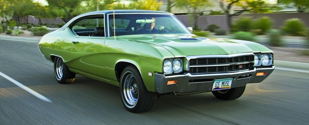 1969 Buick GS Photos, Informations, Articles - BestCarMag