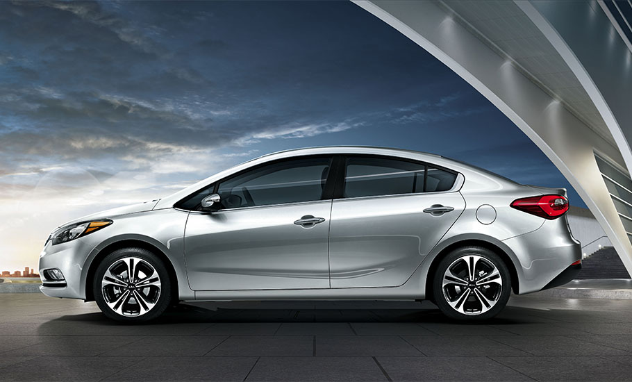 Kia Forte Photos, Informations, Articles - BestCarMag