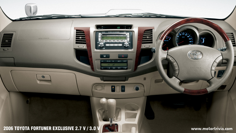 2006 toyota fortuner photos informations articles