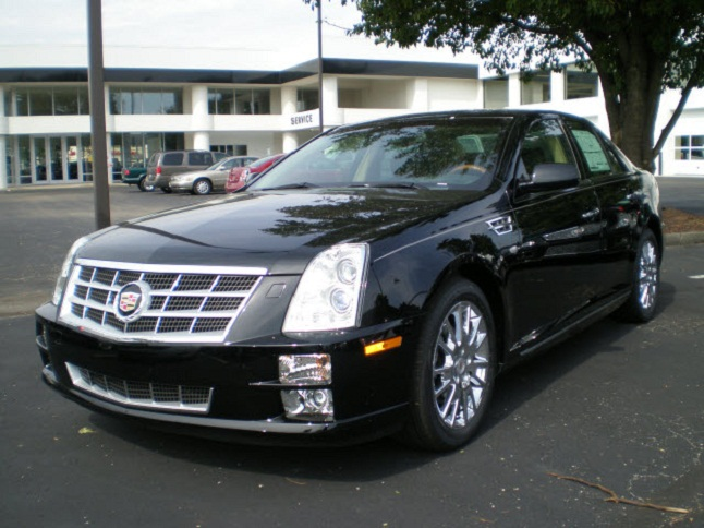 2010 Cadillac Sts Photos, Informations, Articles - BestCarMag