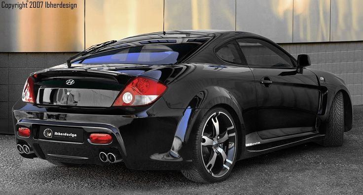 Hyundai Tiburon Photos, Informations, Articles - BestCarMag