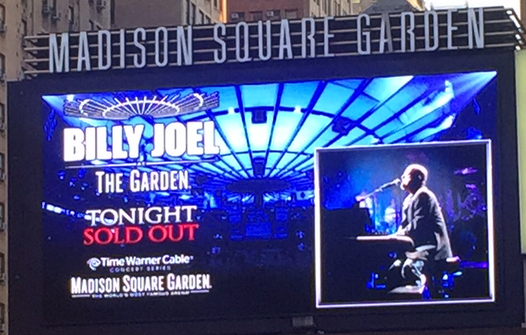 Billy Joel Packs the Garden Yet Again Best Classic Bands