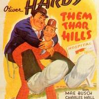 Funny movie quotes from Them Thar Hills starring Laurel and Hardy