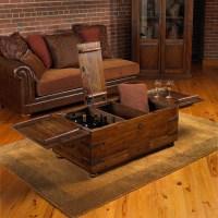 Coffee Table Storage Trunk | Coffee Table Design Ideas