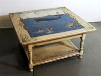 Diy Painted Coffee Table Ideas Pictures to Pin on ...