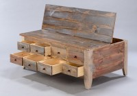 Rustic Coffee Table With Drawers | Coffee Table Design Ideas
