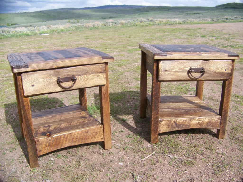 Side Table Idea Rustic End Table Ideas Coffee Table Design Ideas