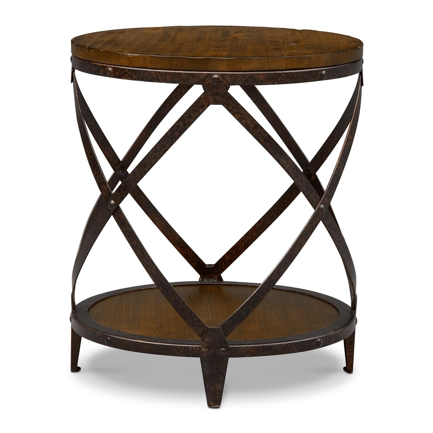 Round Coffee Table And End Tables Rustic Round End Table Coffee Table Design Ideas
