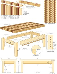 Simple Coffee Table Plans | Coffee Table Design Ideas