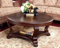 Large Round Coffee Table | Coffee Table Design Ideas