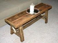 Low Narrow Coffee Table | Coffee Table Design Ideas