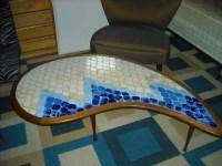 Mosaic Tile Coffee Table | Coffee Table Design Ideas