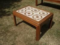 Retro Tiled Coffee Table | Coffee Table Design Ideas