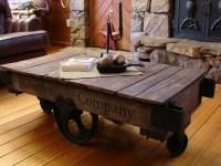 Unique Coffee Table Ideas | artistic coffee table ideas ...