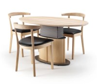 Adjustable Height Tables Coffee To Dining