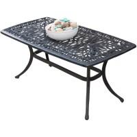 Inspiring Metal Patio Coffee Table - Patio Design #384