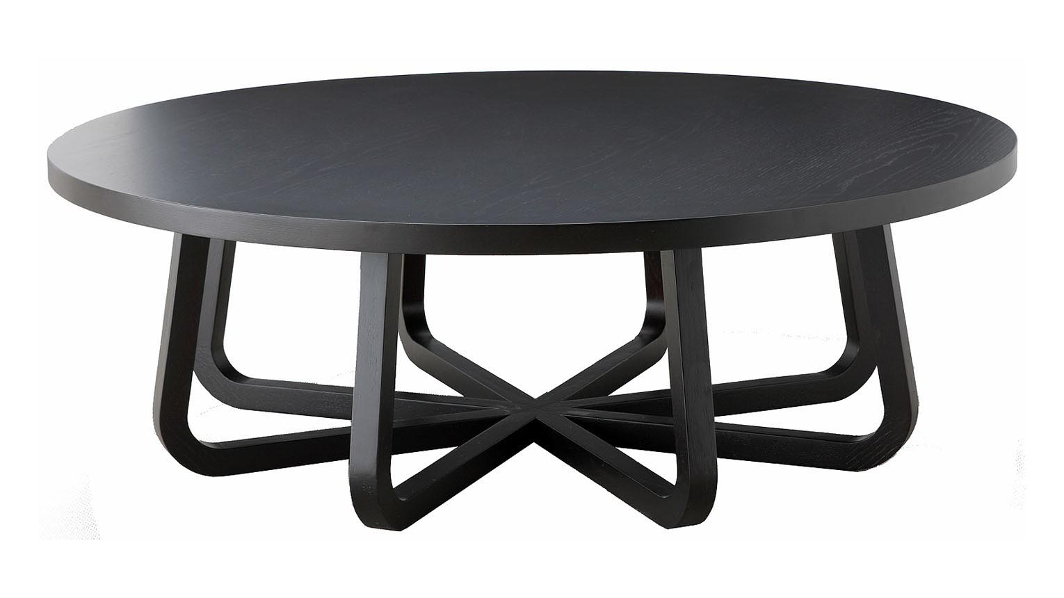 Runder Couchtisch Schwarz Black Round Coffee Table Coffee Table Design Ideas