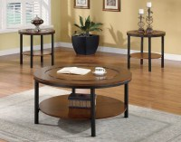 Circle Coffee Table Set | Coffee Table Design Ideas