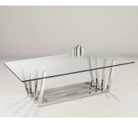 Coffee Table Stainless Steel Legs | Coffee Table Design Ideas