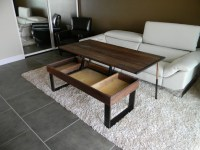 Coffee Table With Adjustable Height | Coffee Table Design ...