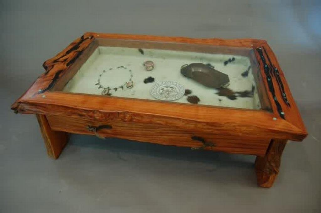 Coffee Table Display Ideas