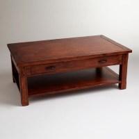 Coffee Tables Mahogany Wood   Coffee Table Design Ideas