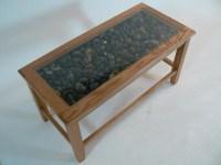 Custom Glass Coffee Table   Coffee Table Design Ideas