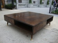 DIY Mid Century Modern Coffee Table | Coffee Table Design ...