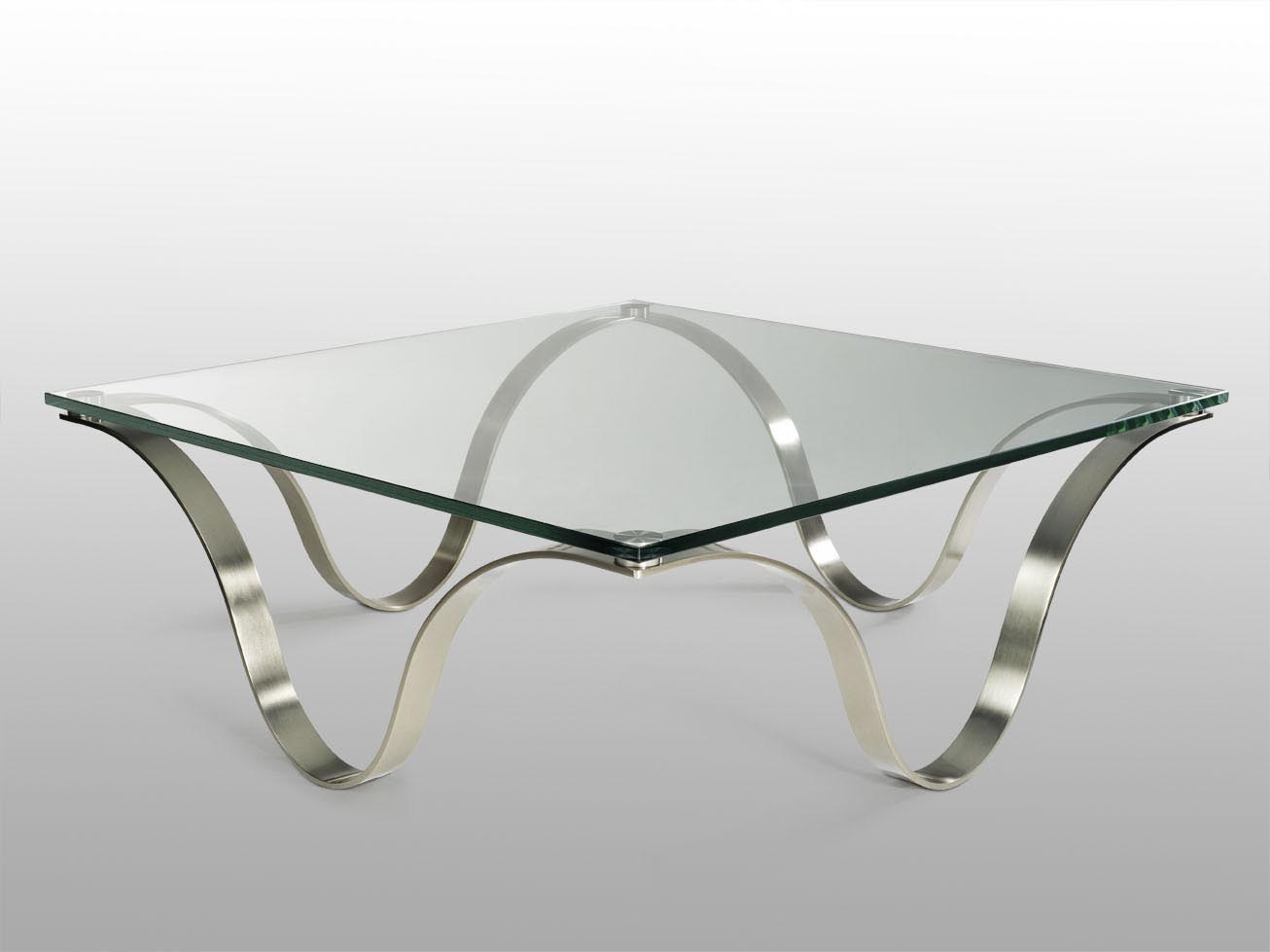 Couchtisch Rund Holz Metall Glass And Steel Coffee Table | Coffee Table Design Ideas