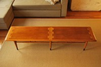 Lane Mid Century Modern Coffee Table | Coffee Table Design ...