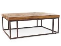Metal Base Coffee Table   Coffee Table Design Ideas