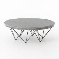 Modern Circle Coffee Table   Coffee Table Design Ideas