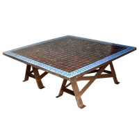 Oriental Spirit of a Moroccan Coffee Table   Coffee Table ...