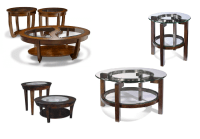 Round Coffee Table Sets | Coffee Table Design Ideas
