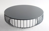 Round Metal Coffee Table | Coffee Table Design Ideas