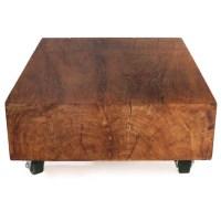 Solid Teak Coffee Table | Coffee Table Design Ideas