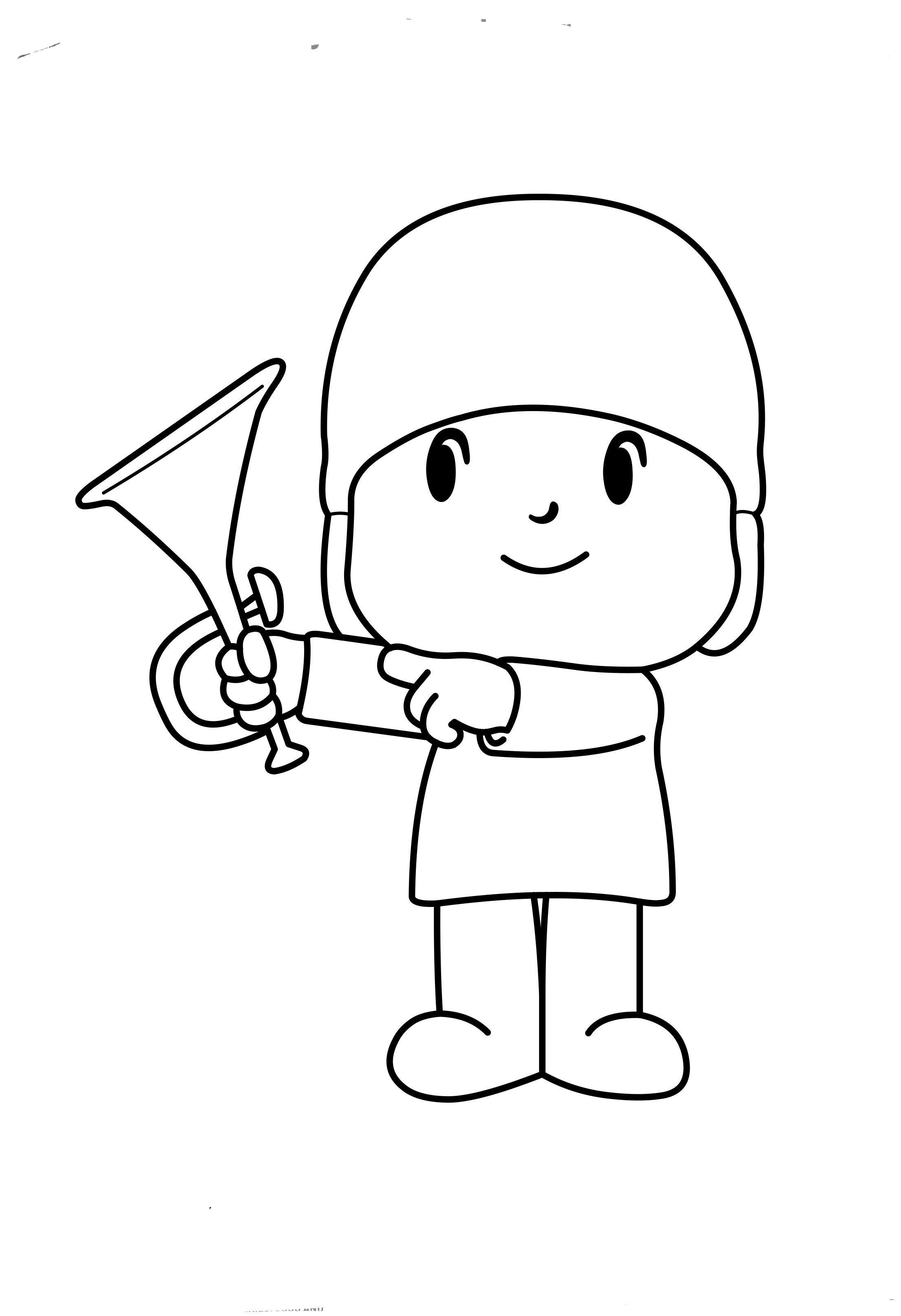 Dibujos Para Iluminar En Linea Pocoyo Páginas Para Colorear Best Coloring Pages For Kids