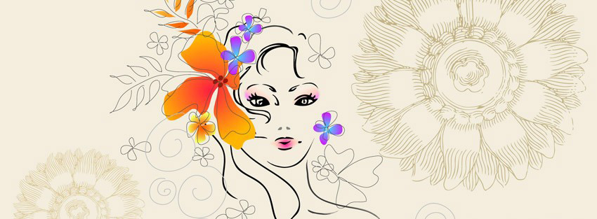 Cute Baby Attitude Wallpaper Girl Illustration Best And Cute Profile Cover For Facebook