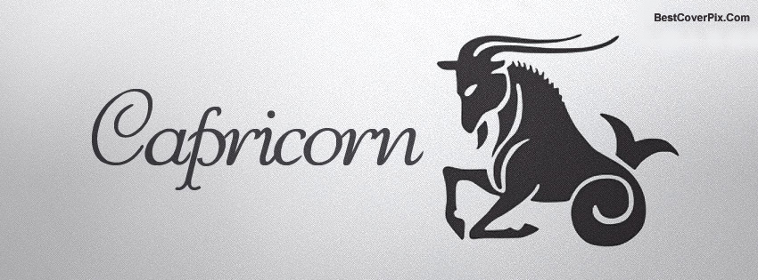 Cute Attitude Wallpaper Zodiac Capricorn Facebook Covers Horoscope Fb Timeline