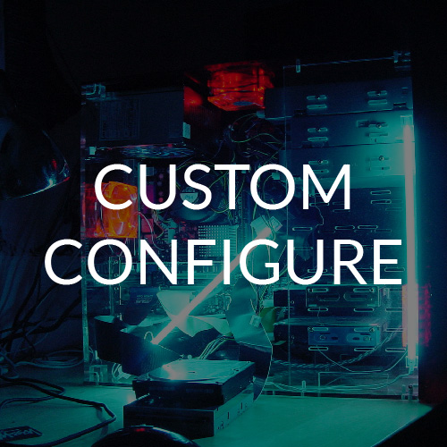 Custom Configure Desktop Computer