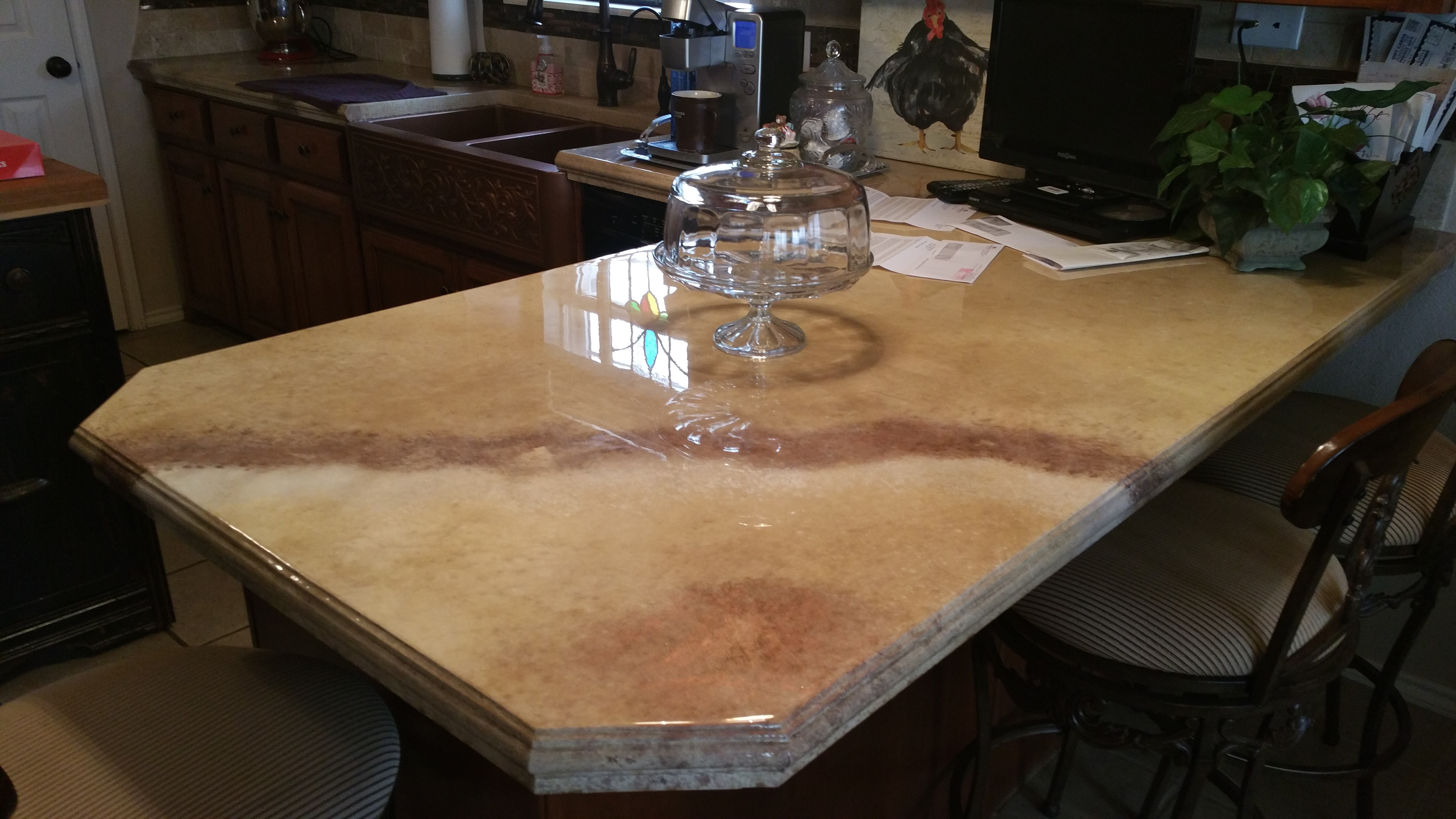 Concrete Countertop Contractors Arrow Concrete And Stone