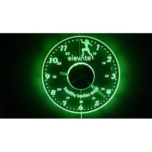 Medium Crop Of Cool Wall Clocks For Guys