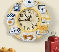Decorative Kitchen Wall Clocks | Best Decor Things