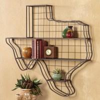 Metal Wall Shelves Decorative
