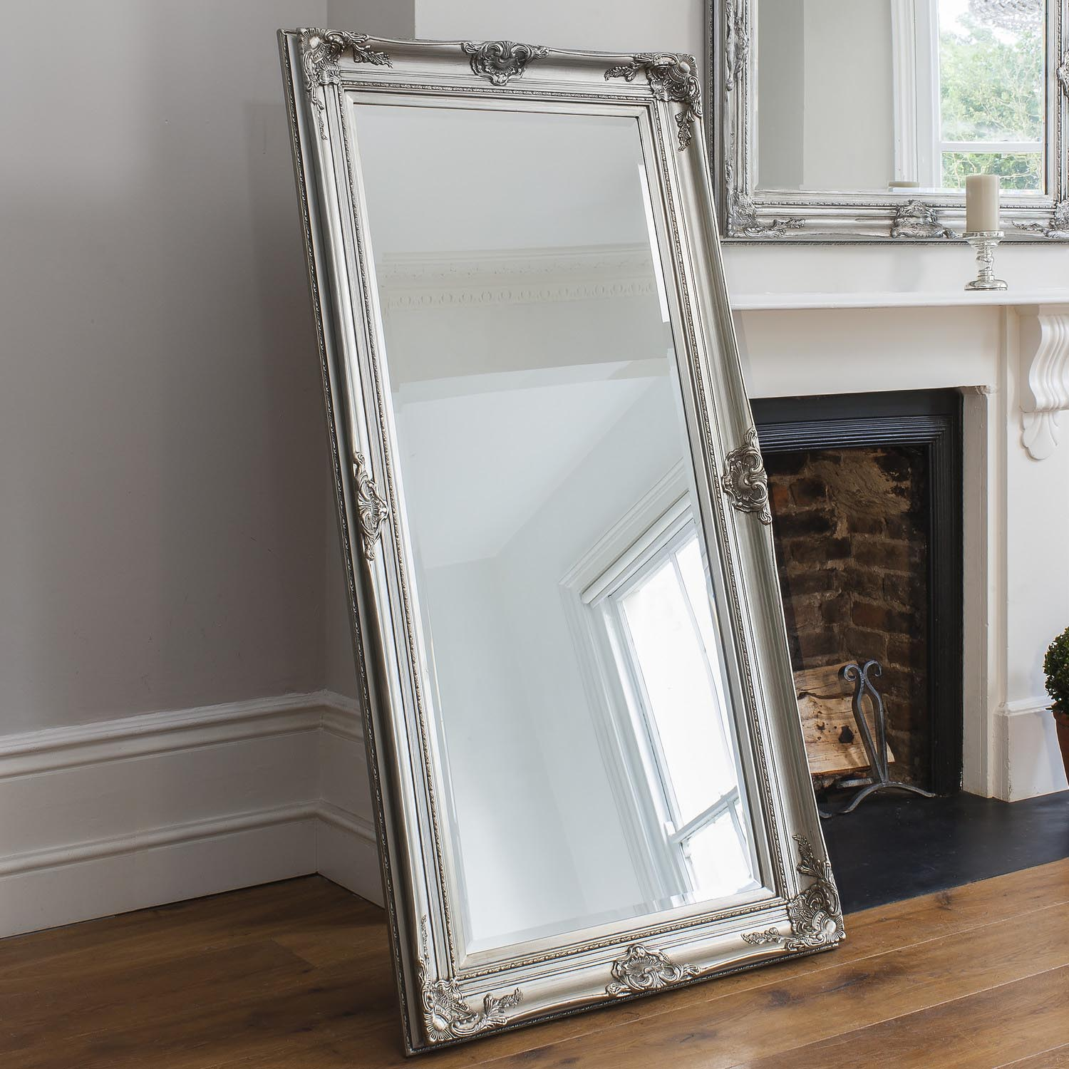 Large Mirror Large Floor Standing Mirrors Cheap Best Decor Things