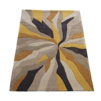 Large Yellow Area Rug | Best Decor Things
