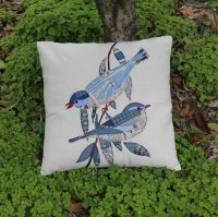 Navy Blue Outdoor Pillows | Best Decor Things