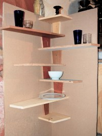 Wall Mounted Corner Shelves | Best Decor Things